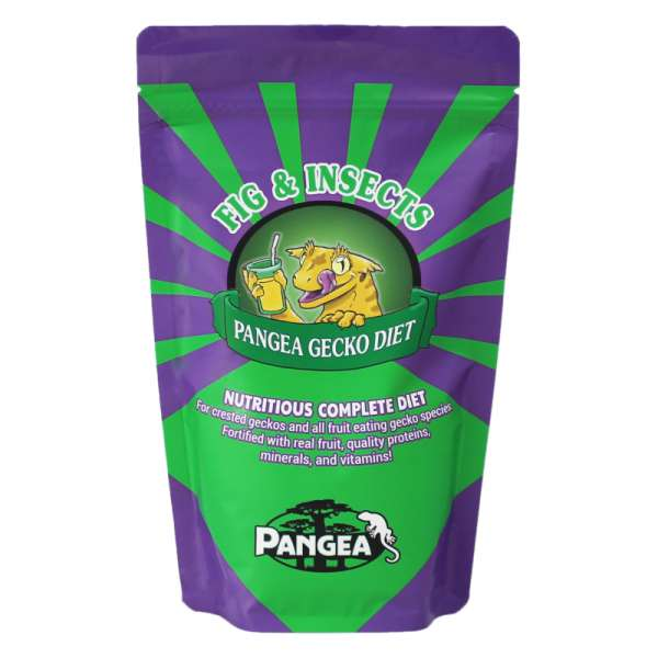 Pangea Gecko Diet Fig & Insects