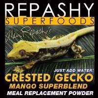 Crested Gecko Diet Mango SuperBlend