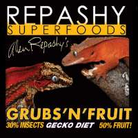 Grubs 'N' Fruit