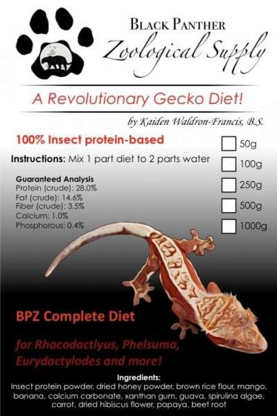 BPZ Complete Diet