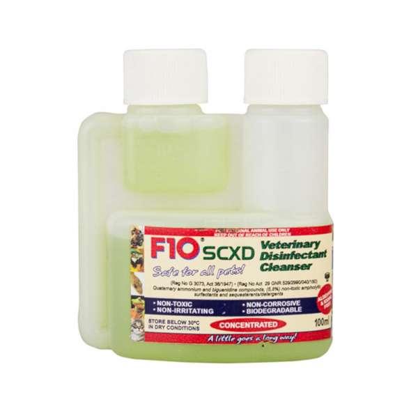 F10 SC / XD Desinfektionsmittel